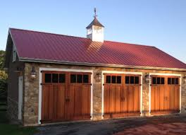 garage barn doorsHinged Swing Out Carriage Doors Made By Evergreen Carriage Doors