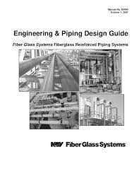 Frp Engineering Piping Design