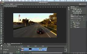 Photo Edit How To Edit Video In Photoshop Cc And Cs6 The Basics Photoshop