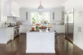 transitional kitchen ideas. Transitional White Kitchen Entrancing New York 2017 Ideas I