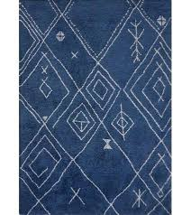 blue white area rug and wool rugs market handmade