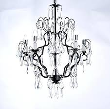 wrought iron crystal chandelier s and white pendant chandeliers lighting