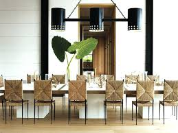Woven Dining Room Chairs Homes Design Gorgeous Woven Dining Room Chairs