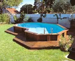 square above ground pool. Square Above Ground Pool S G