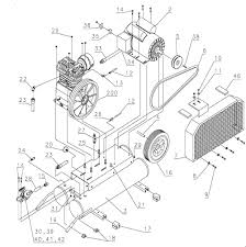 dewalt d55170 air compressor parts compressor parts schematic click to enlarge close slide to zoom image