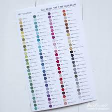 Tombow Dual Brush Pens 12 New Colors In November Vip Box