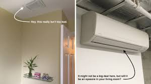 ductless vs central air. Exellent Ductless Inside Ductless Vs Central Air G