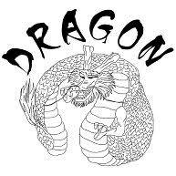 商品詳細dragon 龍 イラスト Tシャツ赤デザインtシャツ通販clubt