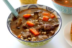 slow cooker beef and barley soup 365