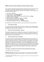 Resume Executive Summaries 10 What Is Executive Summary In Resume Proposal Resume