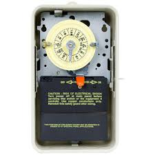 homedepot com  t101r3 40 amp 24 hour mechanical time switch with outdoor steel enclosure