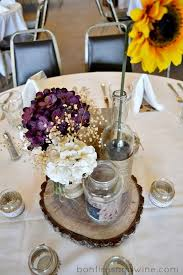 Rustic Vintage Wedding Decor Vintage Wedding Table Decorations Pinterest Rustic Purple Wedding