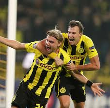 Maybe you would like to learn more about one of these? Champions League So Kam Borussia Dortmund Ins Finale Von Wembley Bilder Fotos Welt