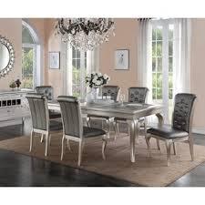 adele 7 piece dining set