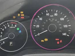 Honda Crv Service Lights Tons Of Warning Lights On Dash Honda Hr V Forum