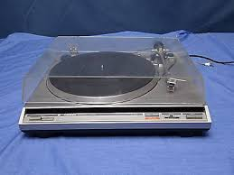 onkyo turntable. onkyo cp-cp 1022a auto-return belt drive turntable record player - clean