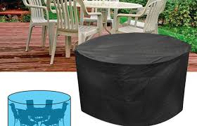 modern patio and furniture medium size large round patio table and chairs waterproof outdoor garden chair