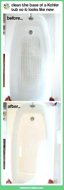 clean dirty acrylic tub 3 ways to an genuine cleaner interior bathtub info awesome decoration ideas