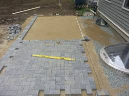 Herringbone Pattern Pavers Awesome Paver Patio Lexington MA Concord Stoneworks