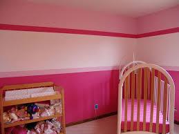 girl room wall paint ideas. inspiring baby room painting ideas in multicolor decorations: cute pink interior design wooden shelf ~ emsorter.com kids r\u2026 girl wall paint r