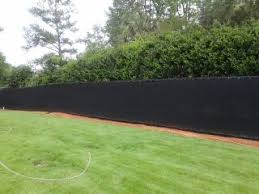 black vinyl privacy fence. Black Vinyl Chain Link Fence With Privacy Windscreen.