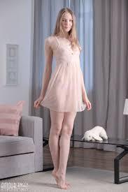 Elfya Natural Impulse Cute Teen Nude