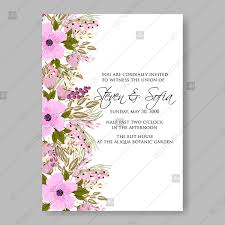 Peach Pink Flowers Floral Wedding Background For Invitation Cards Templates Baby Shower Invitation