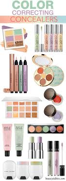 looking for the best color correcting makeup for your dark circles dark spots or redness