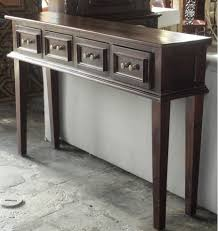tall console table for stylish and elegant looks  modern console