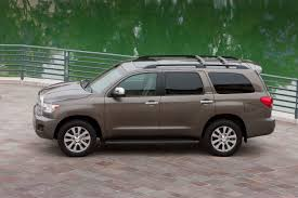 2017 Toyota Sequoia Review Ratings Specs Prices And Photos The Car Connection