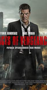 Acts of Vengeance (2017) latino