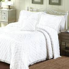 White Quilted Bedspread King Size Coverlet Set Queen ... & White Cotton Bedspread King Size Quilted Coverlet Set. White Coverlet King  Single California Full Size. White California King Coverlet Set Matelasse  Queen. Adamdwight.com