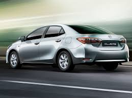New Toyota Corolla Altis G CVT (Petrol) Car Review, Specification ...