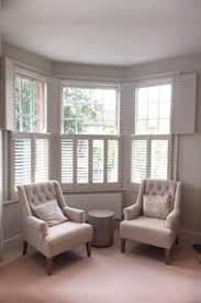window chair furniture. Living Room Shutters For Bay Windows: Modern By Plantation Ltd Window Chair Furniture A