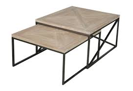 Iron And Wood Coffee Table Wood And Glass Coffee Table The Passo Is A Coffee Table With