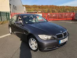 BMW 3 Series 2006 bmw 3 series mpg : 2006 BMW 3 SERIES 320d ES MANUAL e90 4 DOOR SALOON GREY 2 OWNERS ...