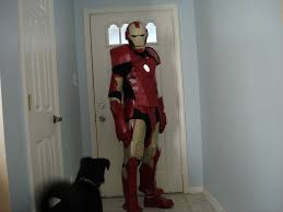 picture of iron man diy