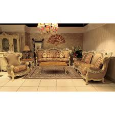Tapestry Sofa Living Room Furniture Yuan Tai Lillian 3pc Floral Tapestry Fabric Sofa Set For 1081080 In