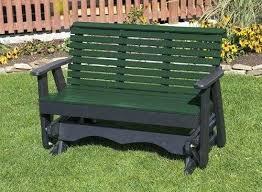 amish teak patio furniture pine outdoor glider bench amish teak outdoor furniture