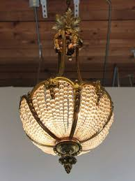antique crystal chandeliers photo