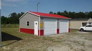 Two Car Garage Plans  2 Door  1 Door At COOLhouseplanscomDimensions Of One Car Garage