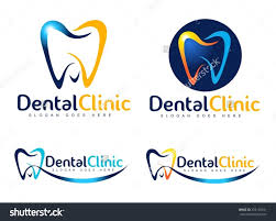 Dental Logo Designcreative Dentist Logo Dental Stock Vector ...