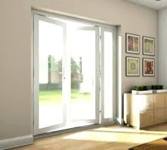Home Single Patio Door With Sidelights Modest In Home Single Patio