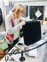 Stool Upholstery Workshop With Shoreditch Design RoomsShoreditch Design Rooms