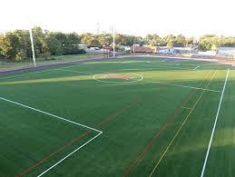 grass soccer field. Transylvania University Artificial Soccer Turf Grass Soccer Field