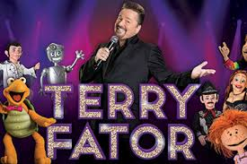 Terry Fator The Voice Of Entertainment Shows Detailed