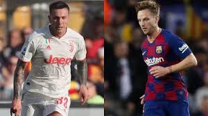 Juventus-Barcellona, scambio di mercato: Bernardeschi e ...