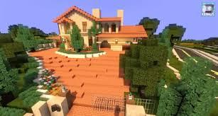 Case Piccole Minecraft : La casa di michael uno dei protagonisti gta riprodotta in