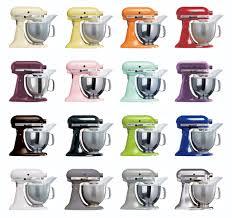 kitchenaid mixer colors. kitchenaid stand mixer sizes colors p