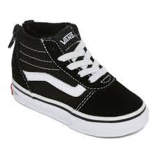 vans shoes for boys. vans ward hi boys skate shoes - toddler for